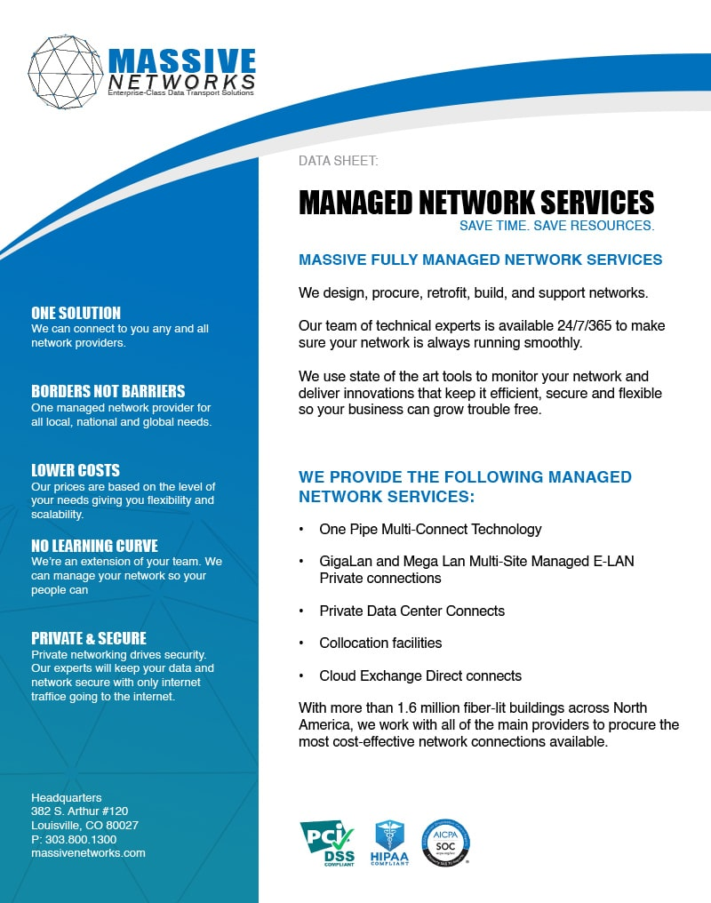 Managed Services Connect