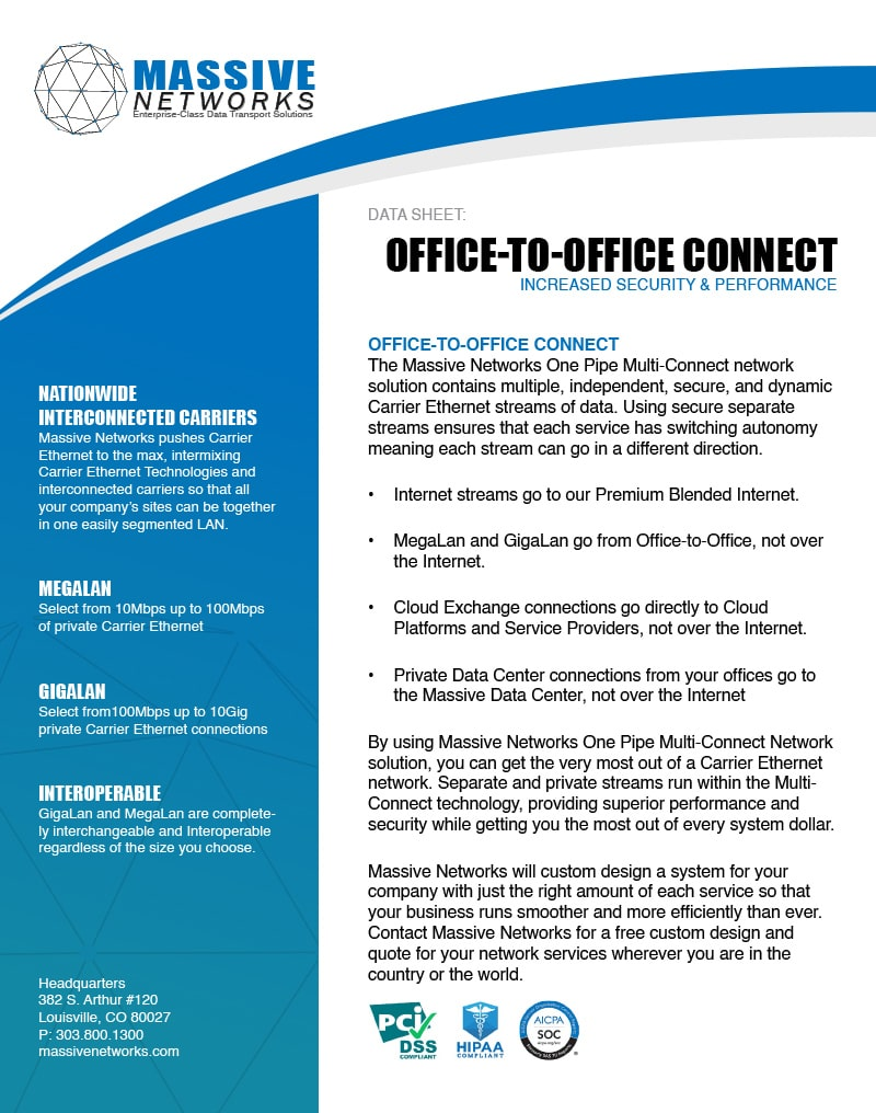 Office to Office Overview