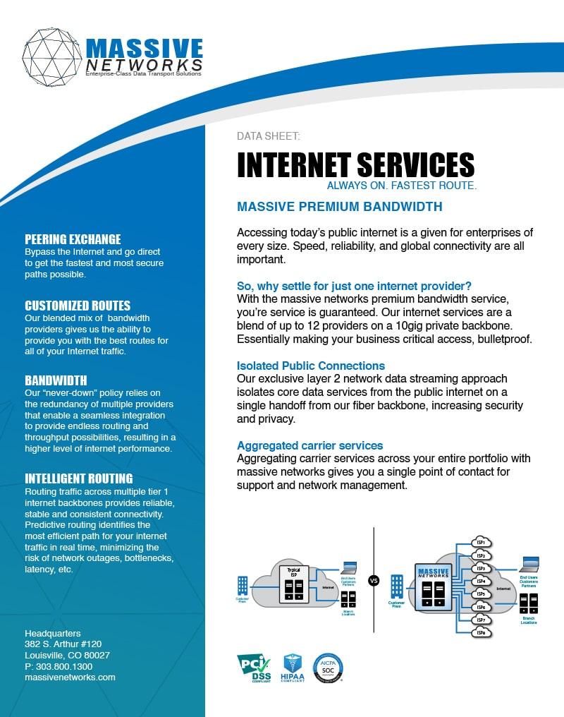 Premium Internet Connect